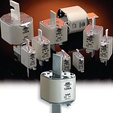 DIN-type HRC-fuse links