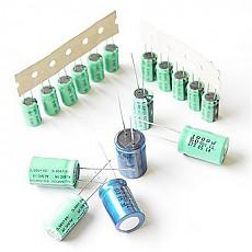 Radial solder type