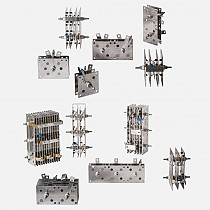 Push-pull bridge rectifiers