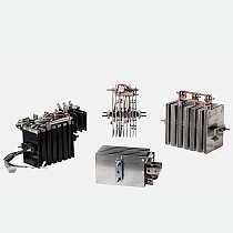 Single phase half controlled bridge rectifiers