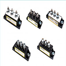 Fast diodes – Power modules – Insulated