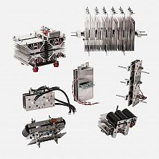 Three phase rectifiers for gouging process(PTS-D)