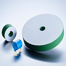 Carbon Disc Resistor