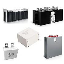 Power electronics capacitor