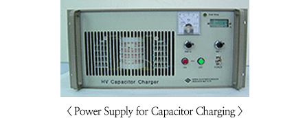 Power Supply for Capacitor Charging