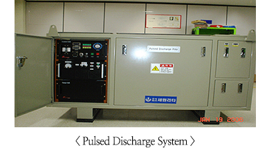 Pulsed Dicharge System